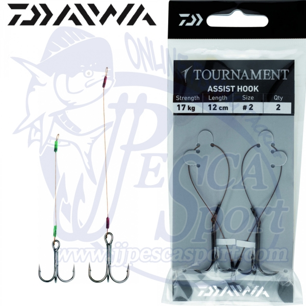 DAIWA TOURNAMENT ASSIST HOOK