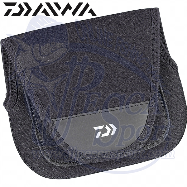 DAIWA FUNDA NEOPRENO CARRETE SPINNING