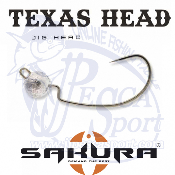 SAKURA TEXAS JIG HEAD