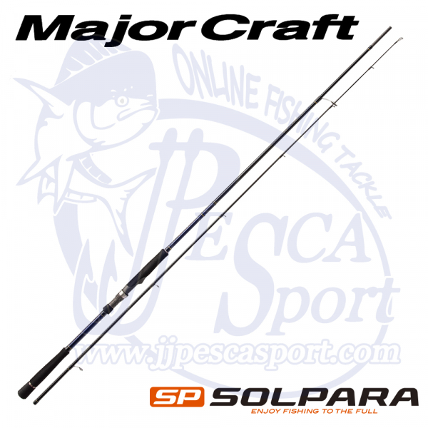 MAJOR CRAFT NEW SOLPARA TACHI