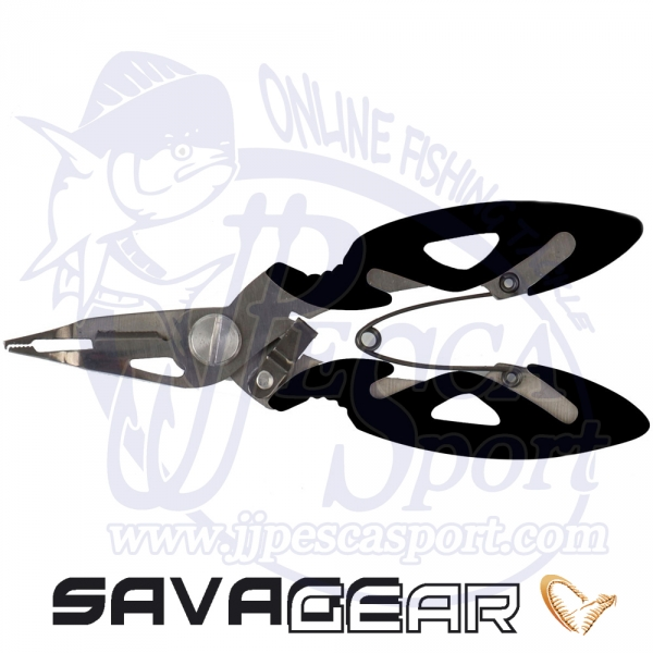 SAVAGEAR MINI SPLITRING AND BRAID CUTTER