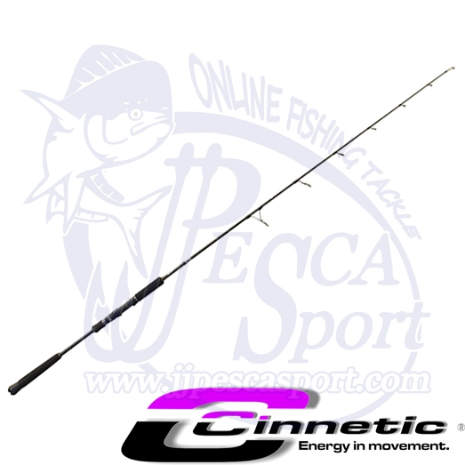 CINNETIC 8412 CINERGY CLASSIC JIGGING