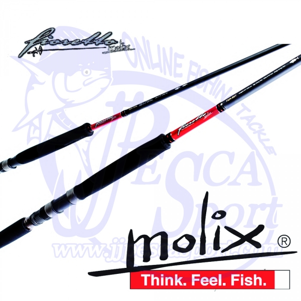 MOLIX FIORETTO SPINNING SALTWATER (ROCKFISHING)