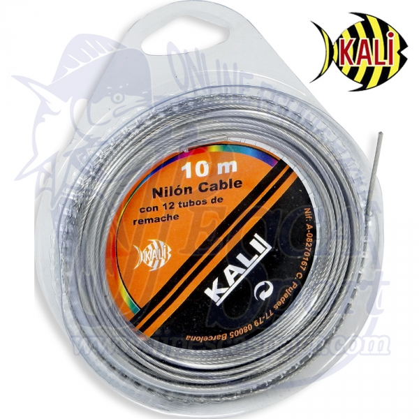 KALI NAILON CABLE ACERO